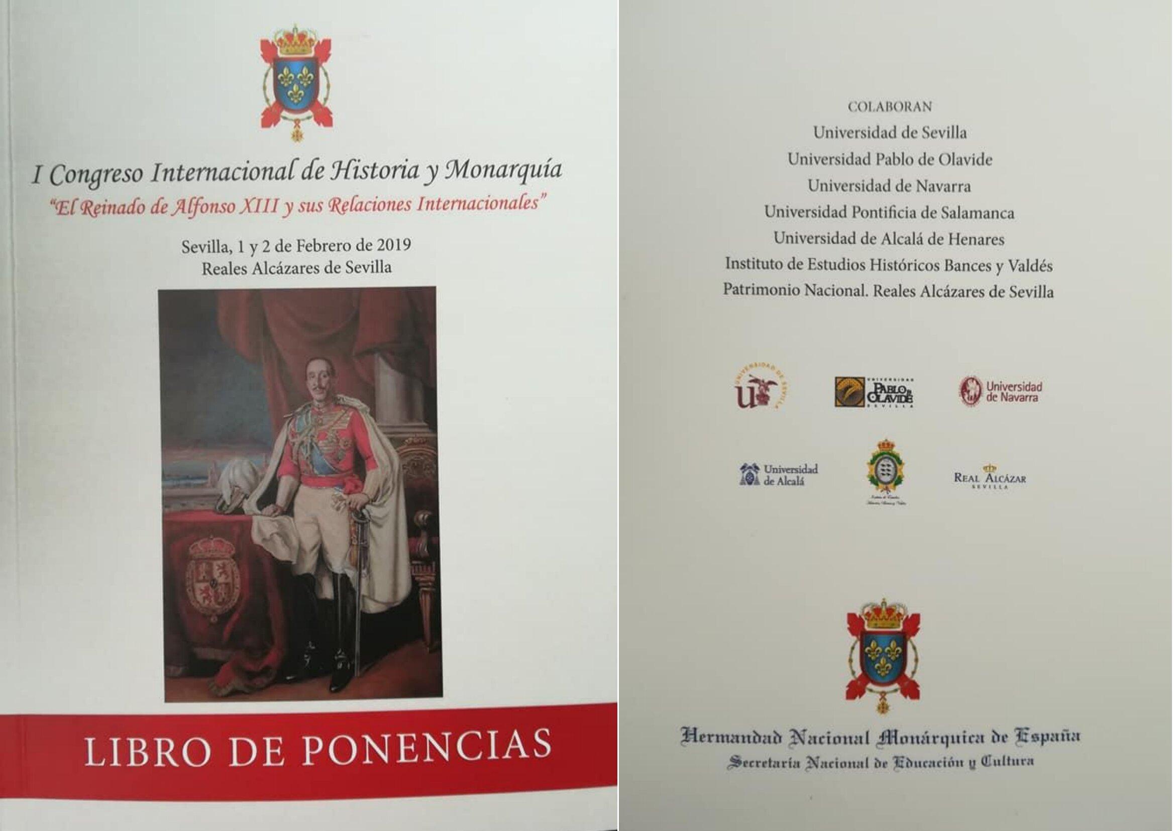 EL REINADO DE ALFONSO XIII Y SUS RELACIONES INTERNACIONALES