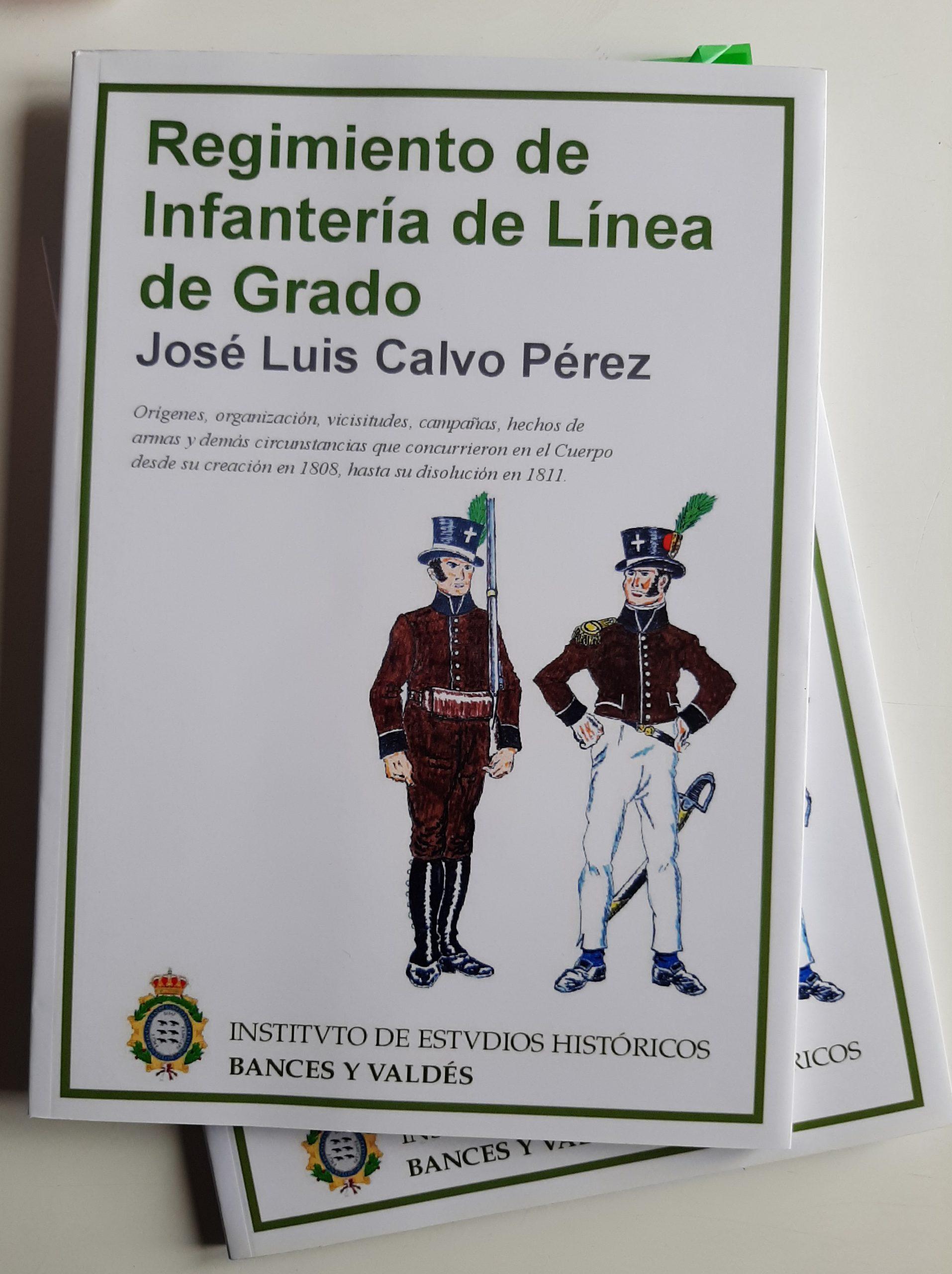 REGIMIENTO DE INFANTERÍA DE LÍNEA DE GRADO