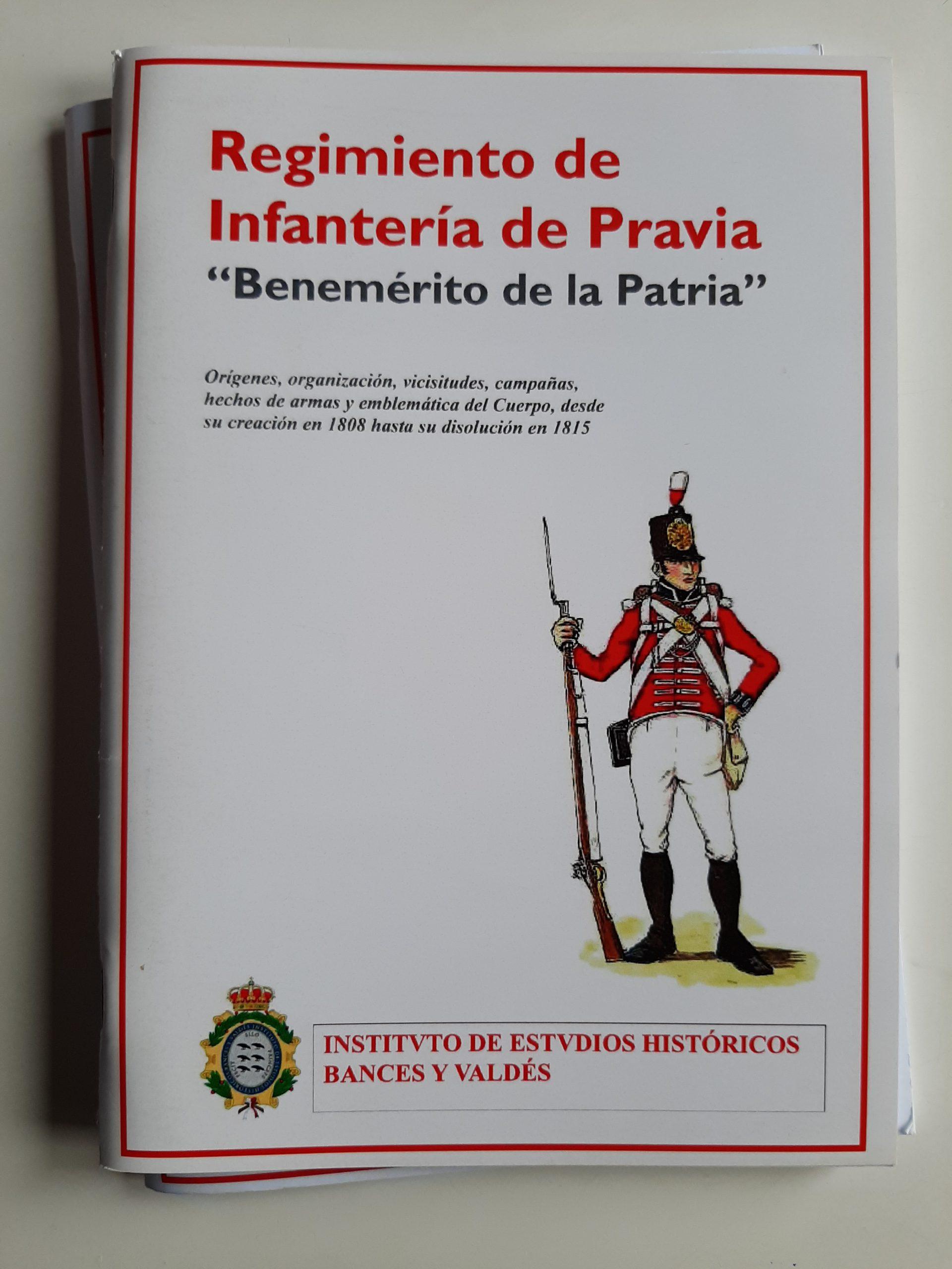 Regimiento de Infantería de Pravia